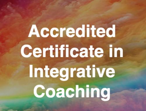 Accredited Certificate in Integrative Coaching